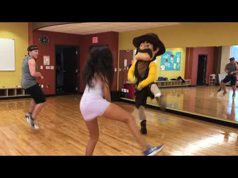 University of Wyoming Exercise is Medicine on Campus Mascot Challenge 2017