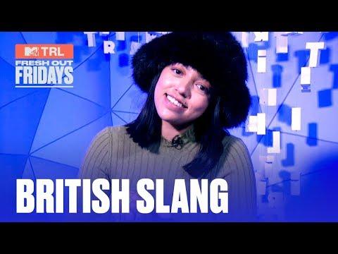 Mahalia Teaches You British Slang   #MTVFreshOut