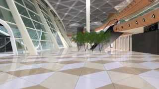 Heydar Aliyev International Airport Baku New Terminal