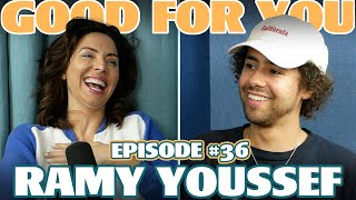 Ep #36: RAMY YOUSSEF | Good For You Podcast with Whitney Cummings