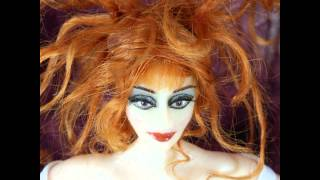 Mylene Farmer-Optimistique moi polymer clay doll