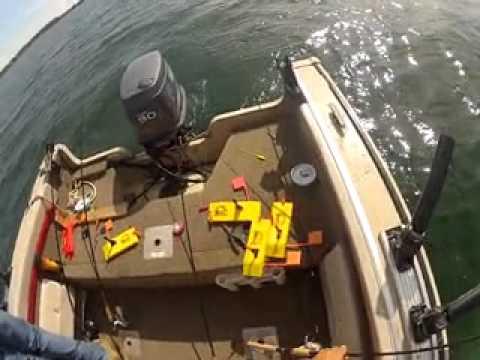 Lake St Clair Walleye Fishing