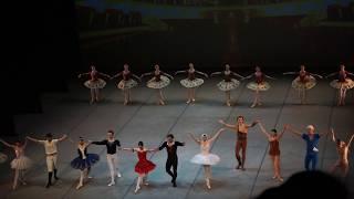2.12.2017 China International Ballet Season Gala, Ballet Stars Bow to the audience