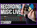 Recording covers live on Twitch - Starboy (Full Stream, 2/03/17)