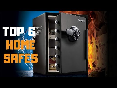Best Home Safes In 2019 - Top 6 Home Safes Review