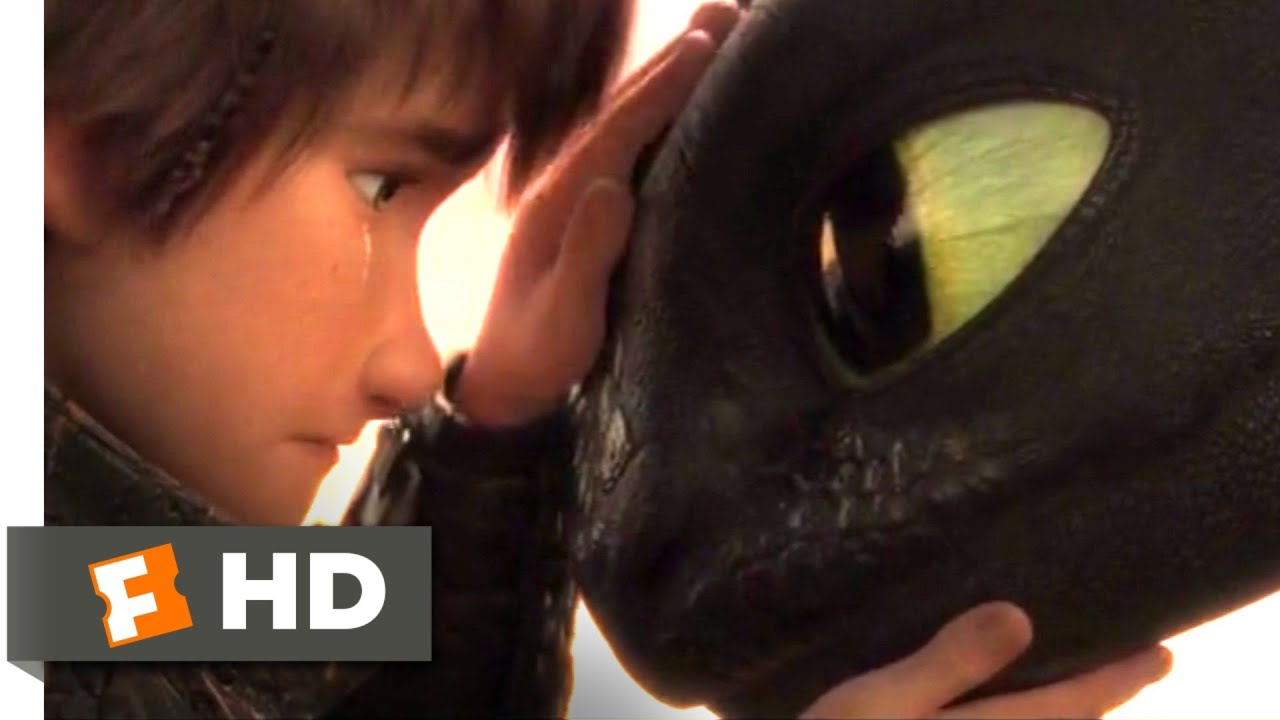 Download How to Train Your Dragon 3 - Goodbye, Toothless | Fandango Family