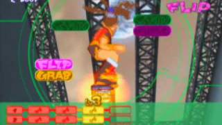 Yanya Caballista City Skater Game Sample - Playstation 2