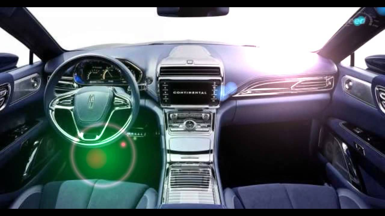 2017 lincoln continental interior concept specs youtube. Black Bedroom Furniture Sets. Home Design Ideas