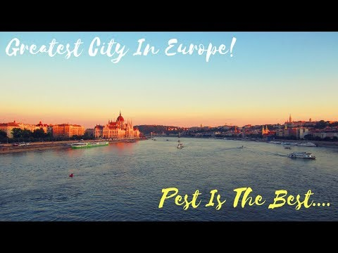 BUDAPEST TRAVEL GUIDE ! | PEST IS THE BEST ! | EUROPE'S BEST CITY ! (Part 3)