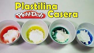 Como Hacer Plastilina Casera Paso a Paso Fcil  FunKeep