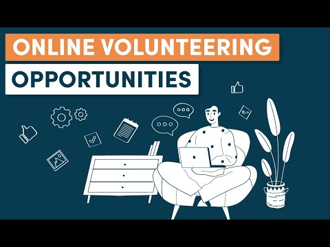 10 Ways You Can Volunteer From Home – Remote Opportunities