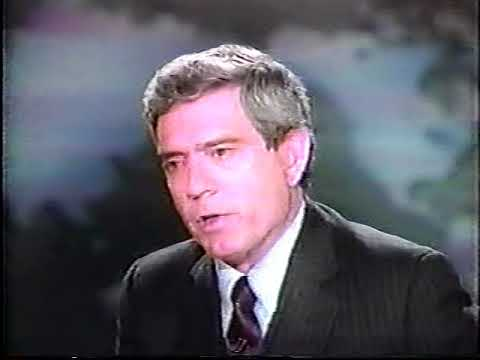 fallout from Dan Rather's interview of George H.W. Bush - 26 Jan 1988
