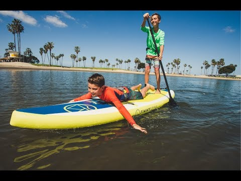 Jimmy Styks Mutt Inflatable Stand Up Paddle Board (iSUP)