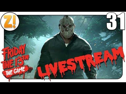 Freitag der 13.: Der neue Jason ist lila!!! #31 | Let's Play [DEUTSCH][LIVESTREAM]