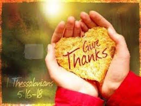 Nurture A Spirit Of Thanksgiving [Nuggets of Truth]]
