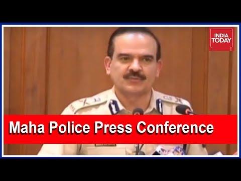Arrested Activists Had Links With Naxals: Maharashtra Police Press Conference