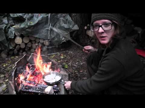 Wild Cooking - Russula Mushrooms