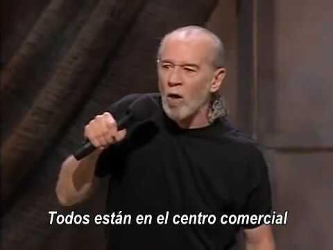 George Carlin - Yo no voto (Subtitulado)