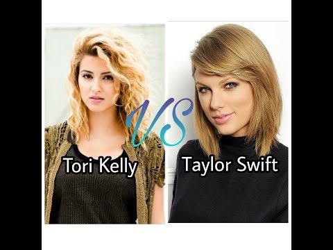 Vocal Battle- Tori Kelly VS Taylor Swift