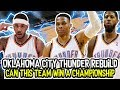 The Hottest Team in The NBA. Oklahoma City Thunder Rebuild!