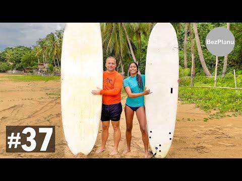 Surfing - próbujemy, nie jest lekko #37