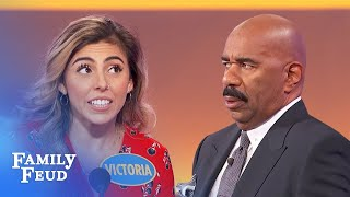 F Men Got Pregnant... Theyd Complain About This Family Feud