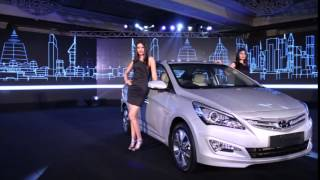 2015 Hyundai Verna Fluidic 4S launched in india .First look and price list смотреть