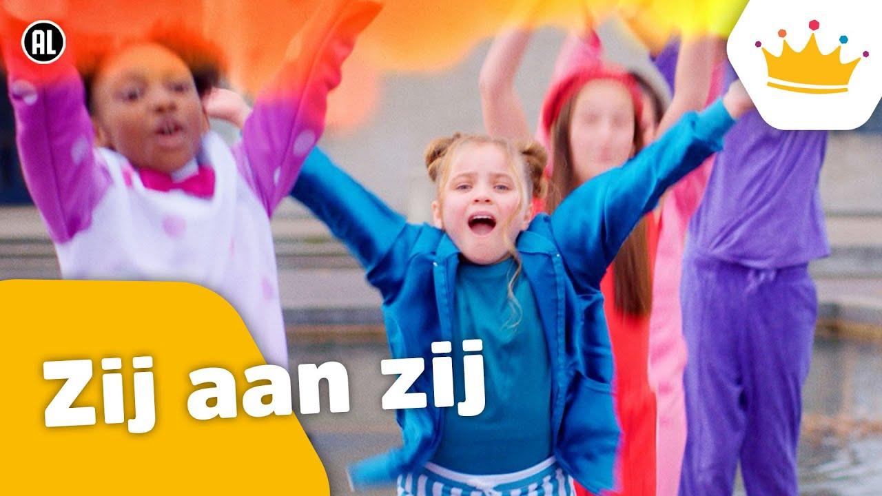 Download Kinderen voor Kinderen - Zij aan zij (Officiële Koningsspelen videoclip)
