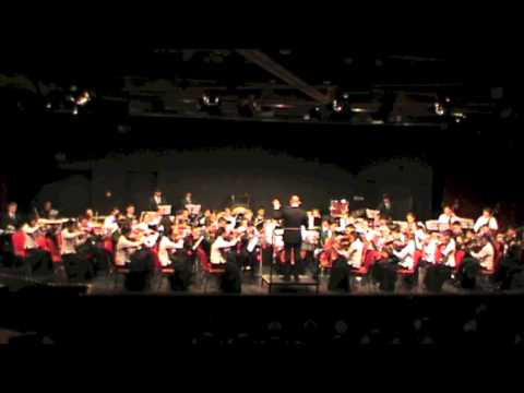 Westlake Symphony Orchestra - Lair of the Cave Weta by Leonie Holmes