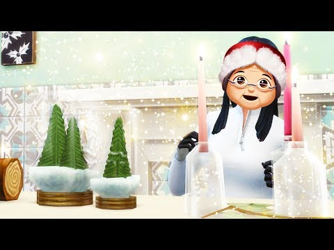 MRS. CLAUS REVIEWS THE SIMS 🤶🏼