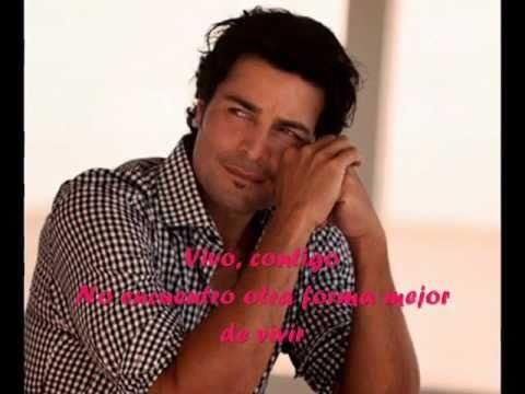 Tal Vez Es Amor Chayanne Letrascom