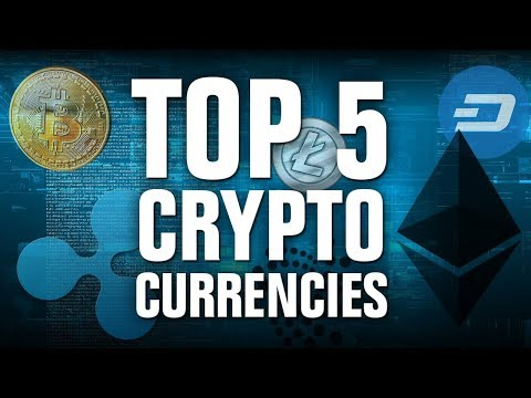 Top 5 Cryptocurrencies