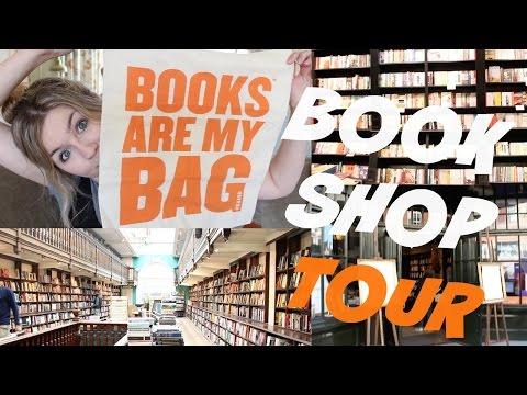 VISITING BOOKSHOPS IN LONDON | #BookBreak Does #BAMB