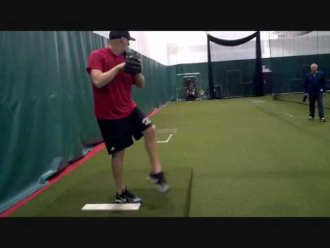 Nick Hall Bullpen - San Diego Padres
