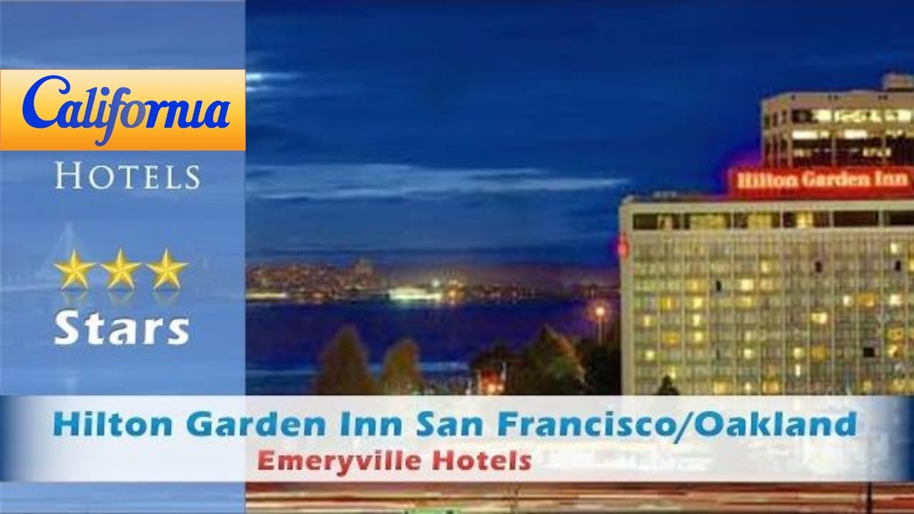 hilton garden inn san franciscooakland bay bridge emeryville hotels california - Hilton Garden Inn Emeryville