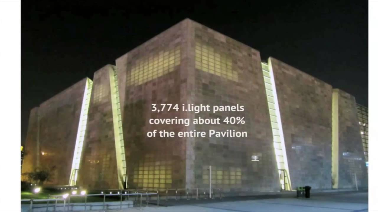 Transparent Concrete Panels From Italy Youtube