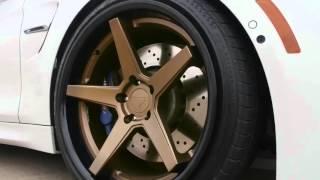 bmw m4 vs audi rs5 шикарная реклама колёс ferrada