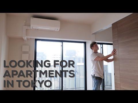 LOOKING FOR APARTMENTS IN TOKYO - Bas Hollander - Vlog 119