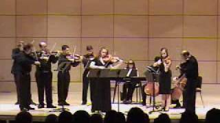 Sheila Browne plays Vivaldi Viola concerto in E minor