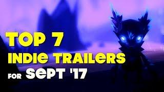 Baixar Top 7 Best Looking Indie Game Trailers - September 2017