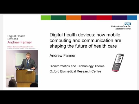 Digital Health Devices: How Mobile Computing And Communication Are Shaping The Future Of Health Care