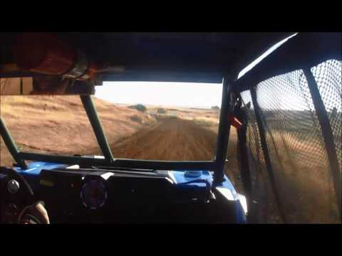 2017 Ultra4 Stampede onboard footage of 2016 Polaris RZR XPT