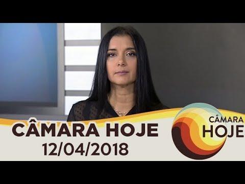 Câmara Hoje - Aprovado Sistema Único de Segurança - 12/04/2018
