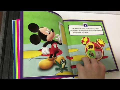 Mickey Mouse Clubhouse Book