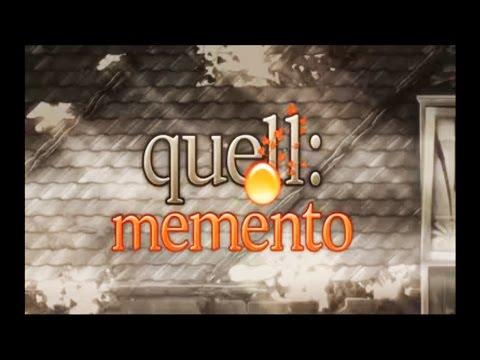 Citra Emulator (CPU JIT) - Quell Memento (eShop) [1080p] - Nintendo 3DS - 동영상