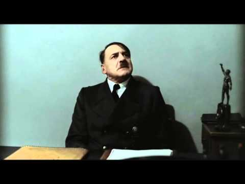 Bruno Ganz gives his thoughts on the Downfall parodies