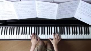 使用楽譜;ぷりんと楽譜・上級、 2016年10月2日 録画 10/2 公開前に広告...