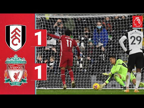 Fulham Liverpool Goals And Highlights