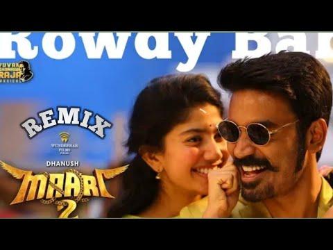 Maari 2 – Rowdy Baby (Video Song)/ Dhanush, Sai Pallavi/ Yuvan Shankar Raja