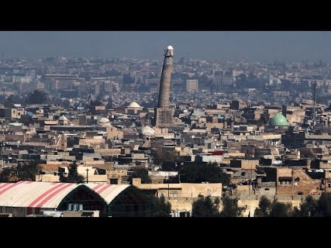 CNN: Mosul's Great Mosque of al-Nuri destroyed